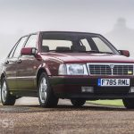 Rowan Atkinson's Mercedes 500E and Lancia Thema 8.32 up for grabs