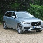 Volvo XC90 could get Hydrogen Fuel Cell range extender