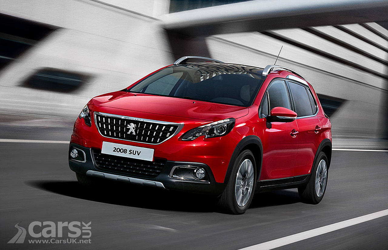 new peugeot 2008 allure premium adds value and equipment to 2008 range cars uk. Black Bedroom Furniture Sets. Home Design Ideas