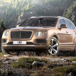 Want to watch a Bentley Bentayga BLAT to 14,000 ft?