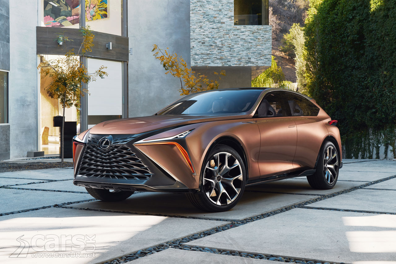 lexus lf 1 limitless concept previews a new range topping lexus crossover cars uk. Black Bedroom Furniture Sets. Home Design Ideas