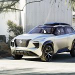 Nissan Xmotion Concept – one for KOI CARP lovers