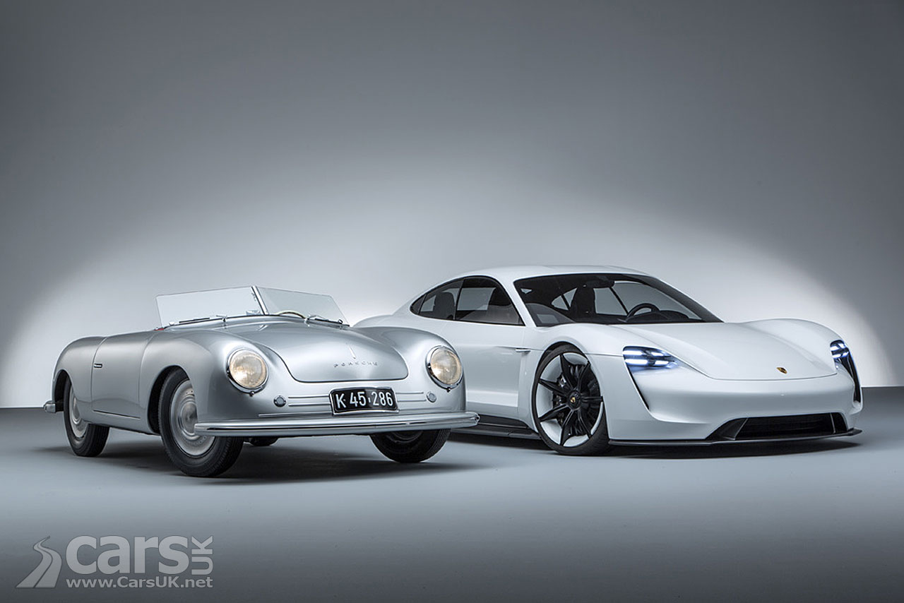 """Future Of The Car: The Future Of PORSCHE """"hinges On The Success Of The"""