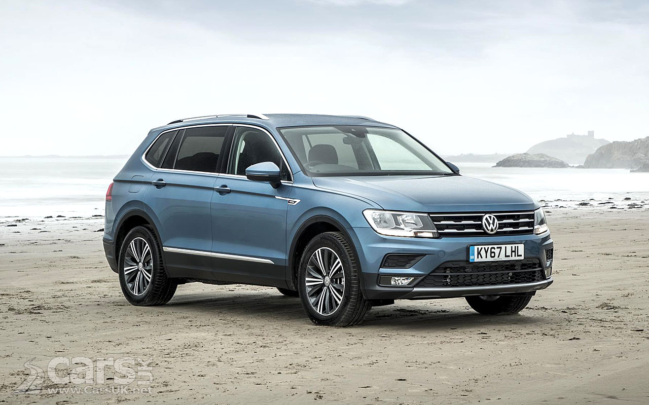 volkswagen tiguan allspace uk price and specs announced cars uk. Black Bedroom Furniture Sets. Home Design Ideas