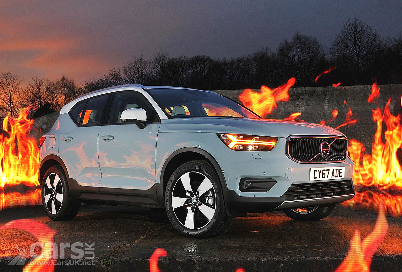 Wot Car: Volvo XC40 Is The What Car? Car Of The Year 2018