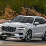 Volvo XC60 wins SUV of the Year in the US