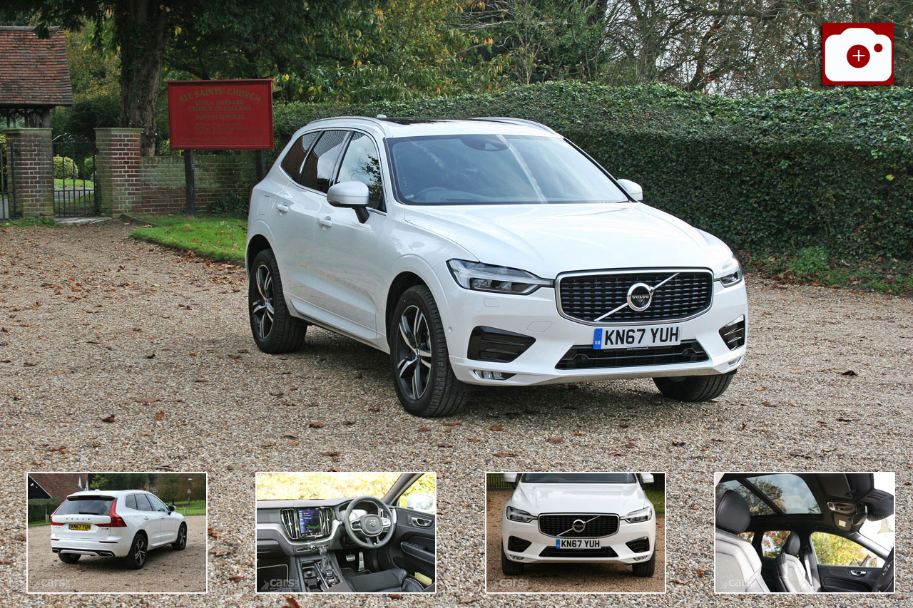 2018 Volvo XC60 D4 R-Design Review Photo Gallery