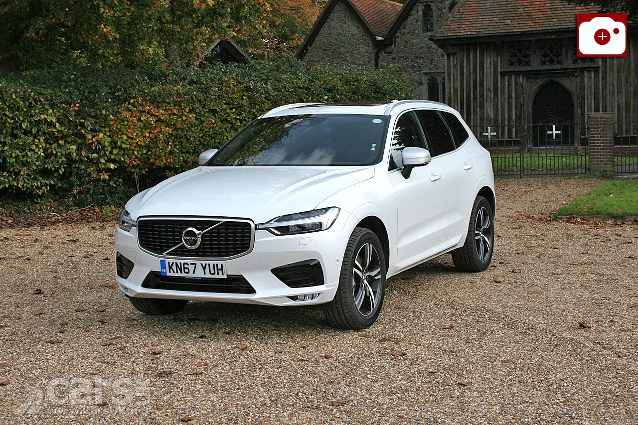 2018 Volvo XC60 D4 R-Design Review