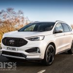 2018 Ford Edge SUV gets new 235bhp Diesel and ST-Line in the UK – but NO petrol option