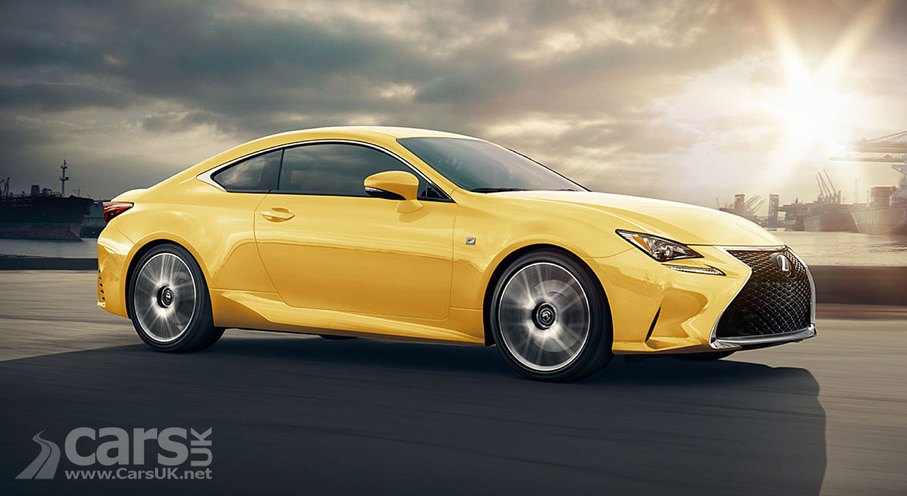 2018 Lexus Rc And Rc F Coupes Get A Raft Of Updates Cars Uk