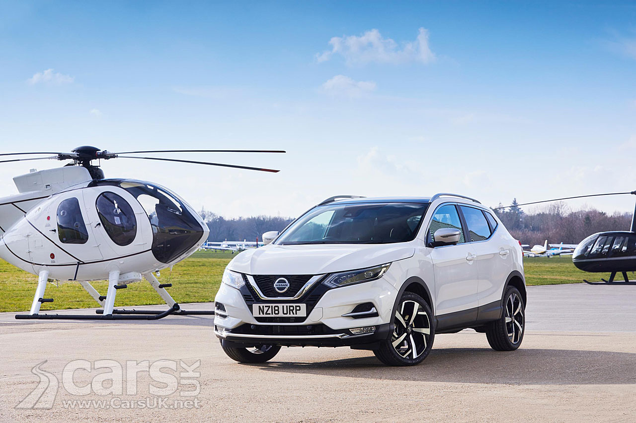 2018 nissan qashqai now with propilot and a qashqai pilot one edition special version too. Black Bedroom Furniture Sets. Home Design Ideas
