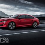 2018 Peugeot 508 goes 'FASTBACK' to fight off SUVs and Crossovers