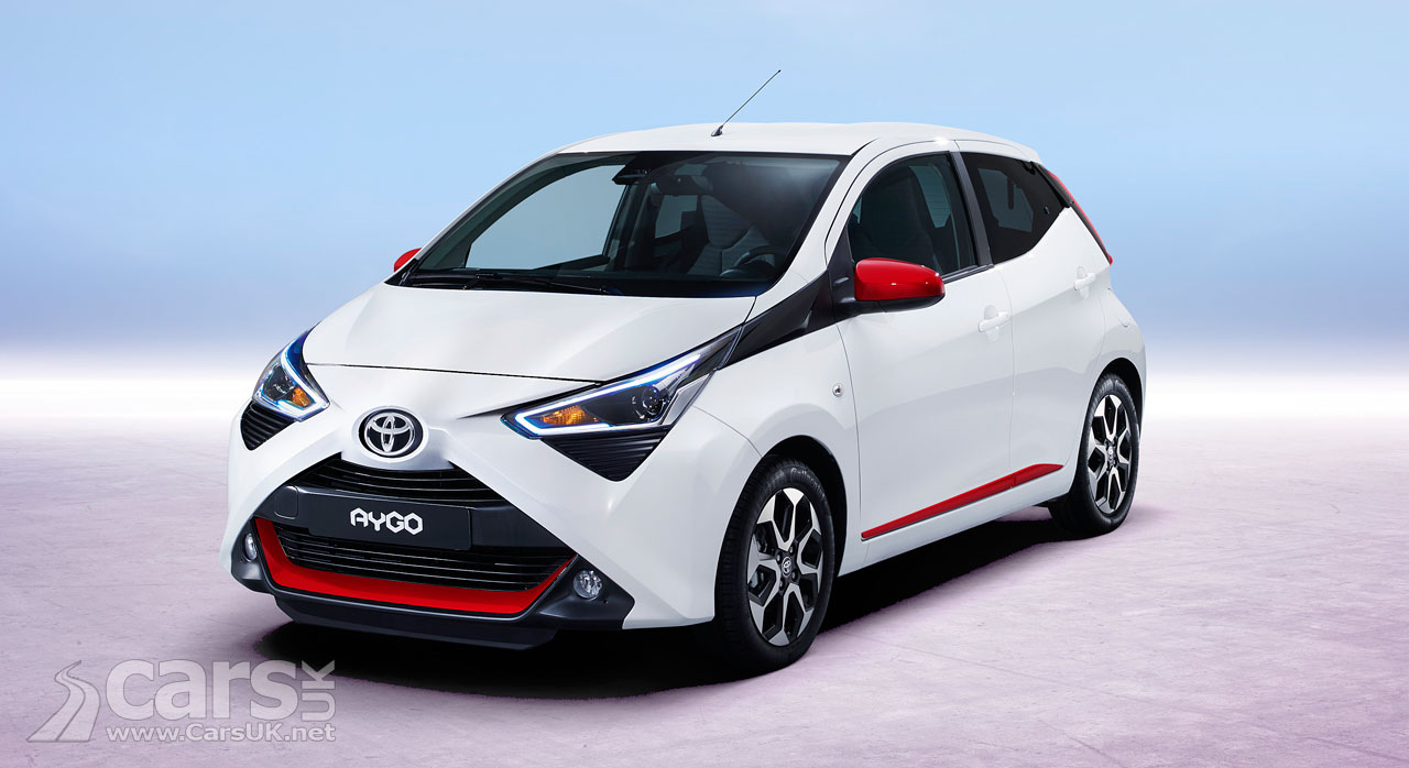 2018 toyota aygo facelift boosts the 39 x 39 and adds refinement cars uk. Black Bedroom Furniture Sets. Home Design Ideas