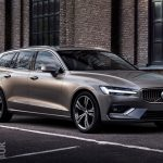 2018 Volvo V60 REVEALED – looks like a smaller V90 with new XC60 influence