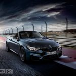BMW M4 Convertible Edition 30 Jahre celebrates 30 years of M Convertibles – 30 for the UK