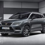 CUPRA Ateca is the first (surprising) model from SEAT's new Cupra brand