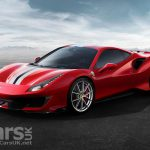 Ferrari 488 Pista (it means 'Track') REVEALED as Ferrari's most powerful V8 ever