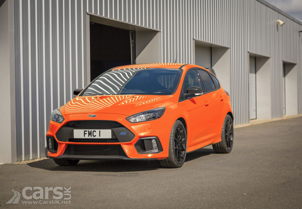 Ford Focus RS Heritage Edition is the RS's Swansong