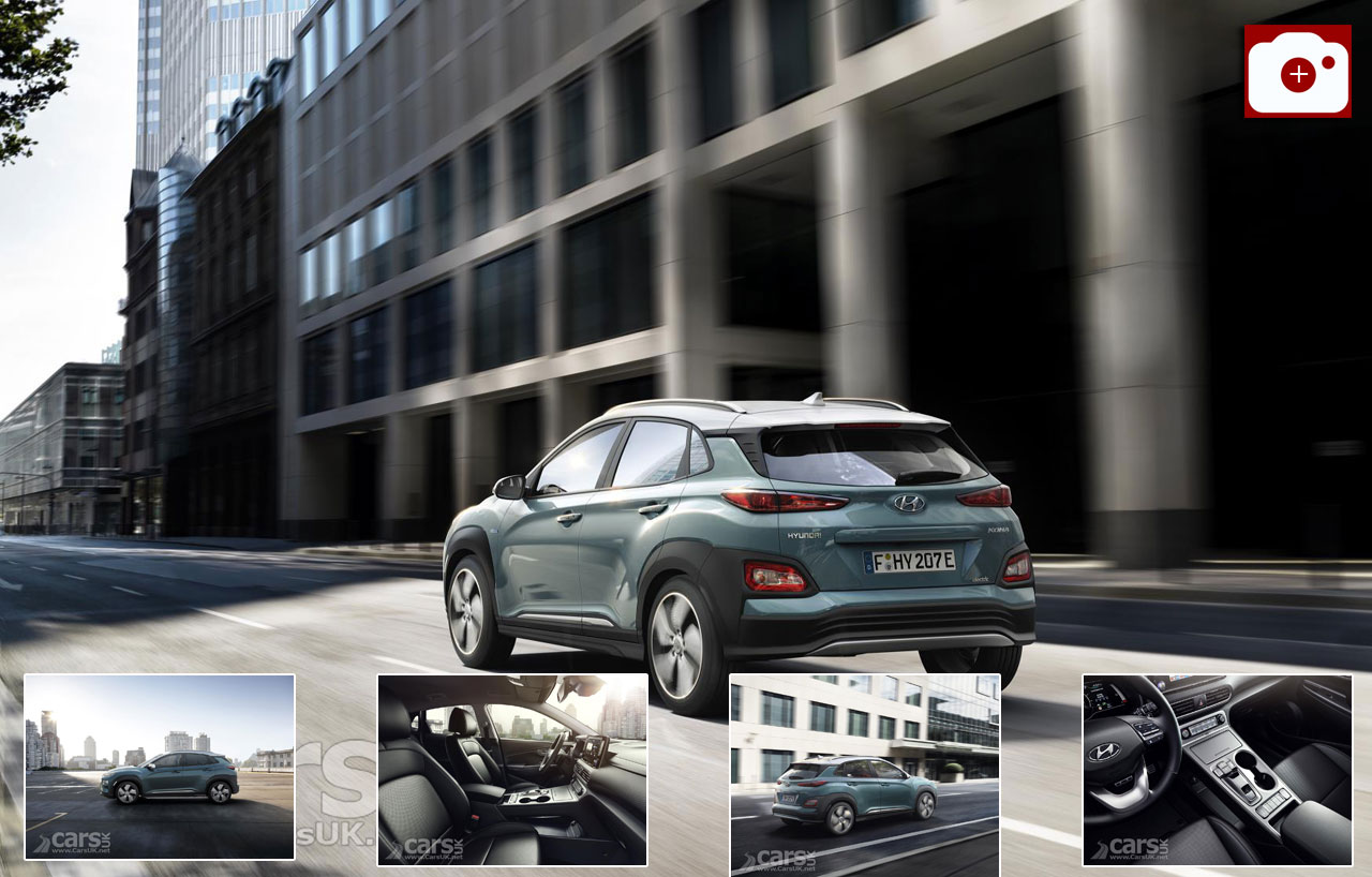Hyundai Kona Electric Photo Gallery
