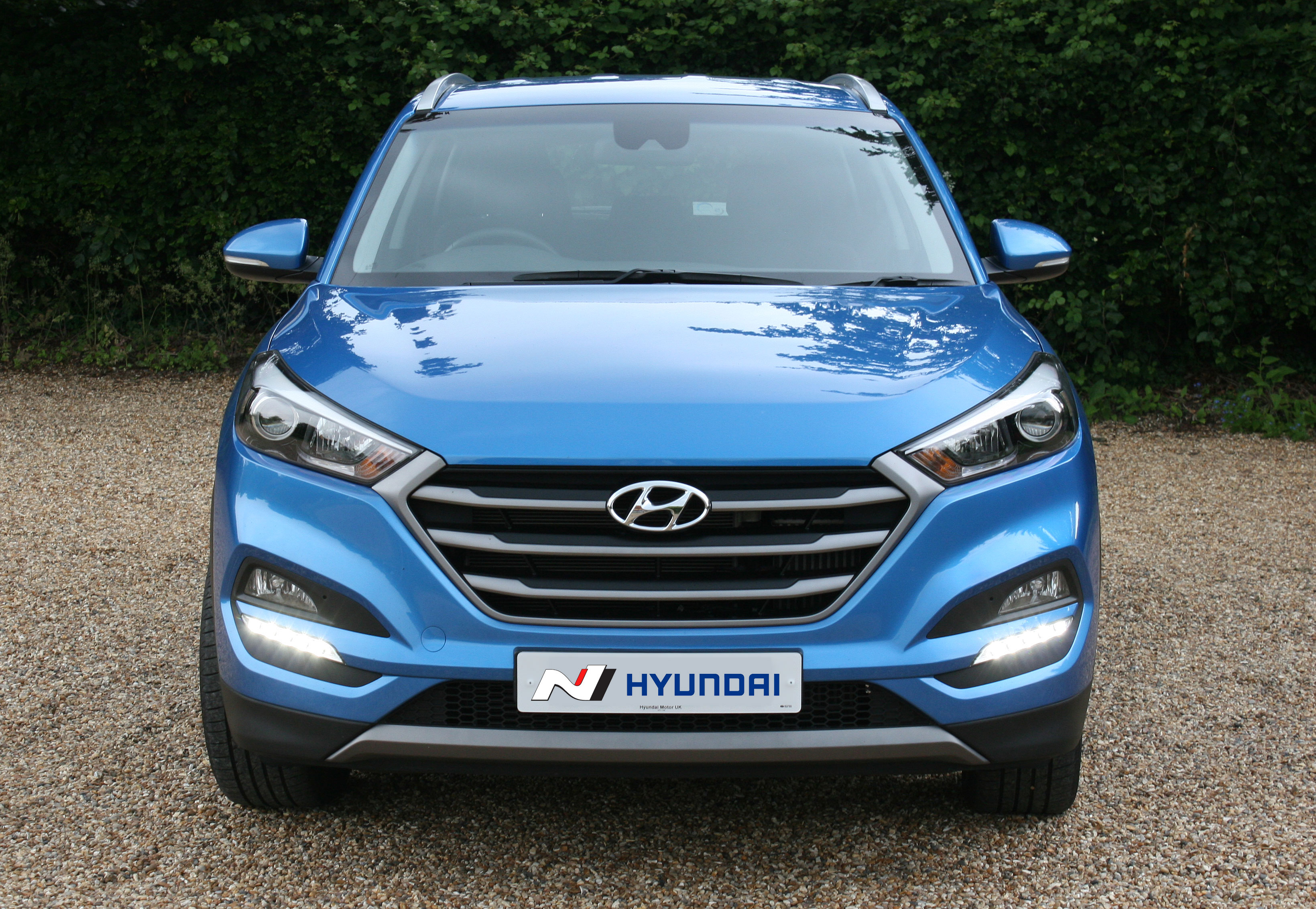 hyundai tucson n a performance suv will arrive to. Black Bedroom Furniture Sets. Home Design Ideas