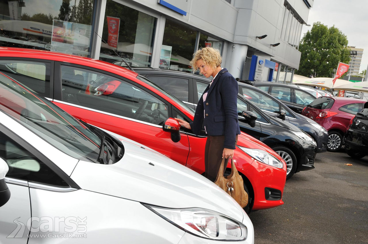 Buying a new Car? Cash or Finance?