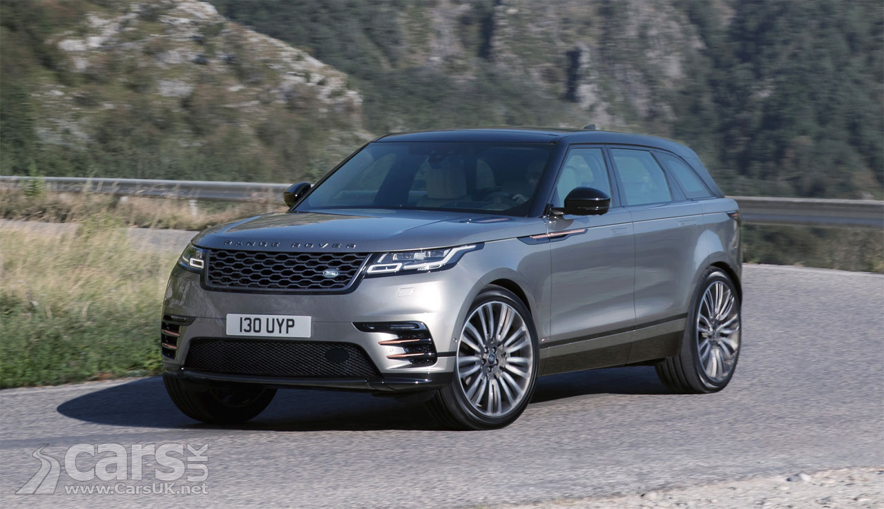 Range Rover Velar - is it just STEALING sales from Range Rover's Sport