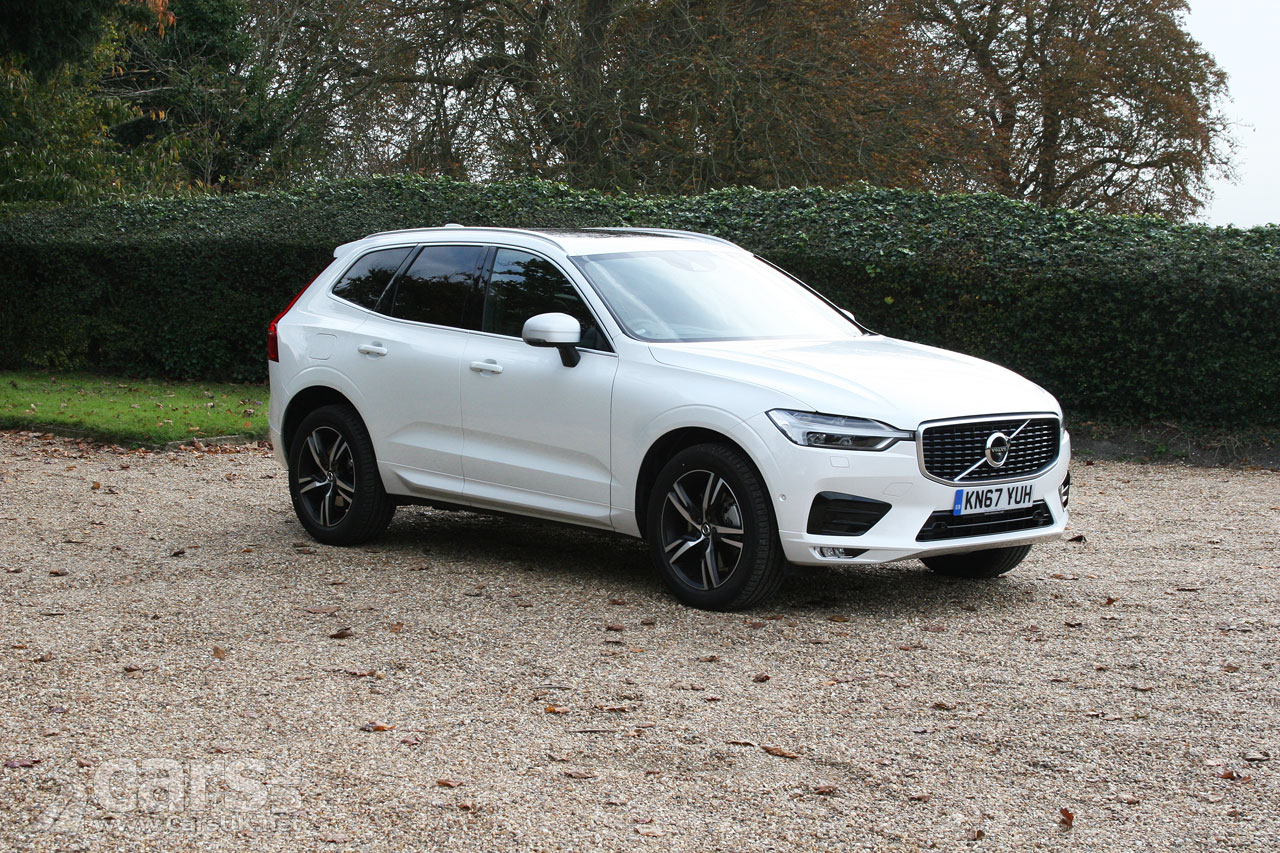 Volvo xc60 is the 2018 world car of the year cars uk for Star motor cars volvo