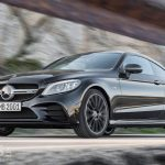2018 Mercedes C-Class Coupe and Cabriolet FACELIFT matches the Saloon and Estate