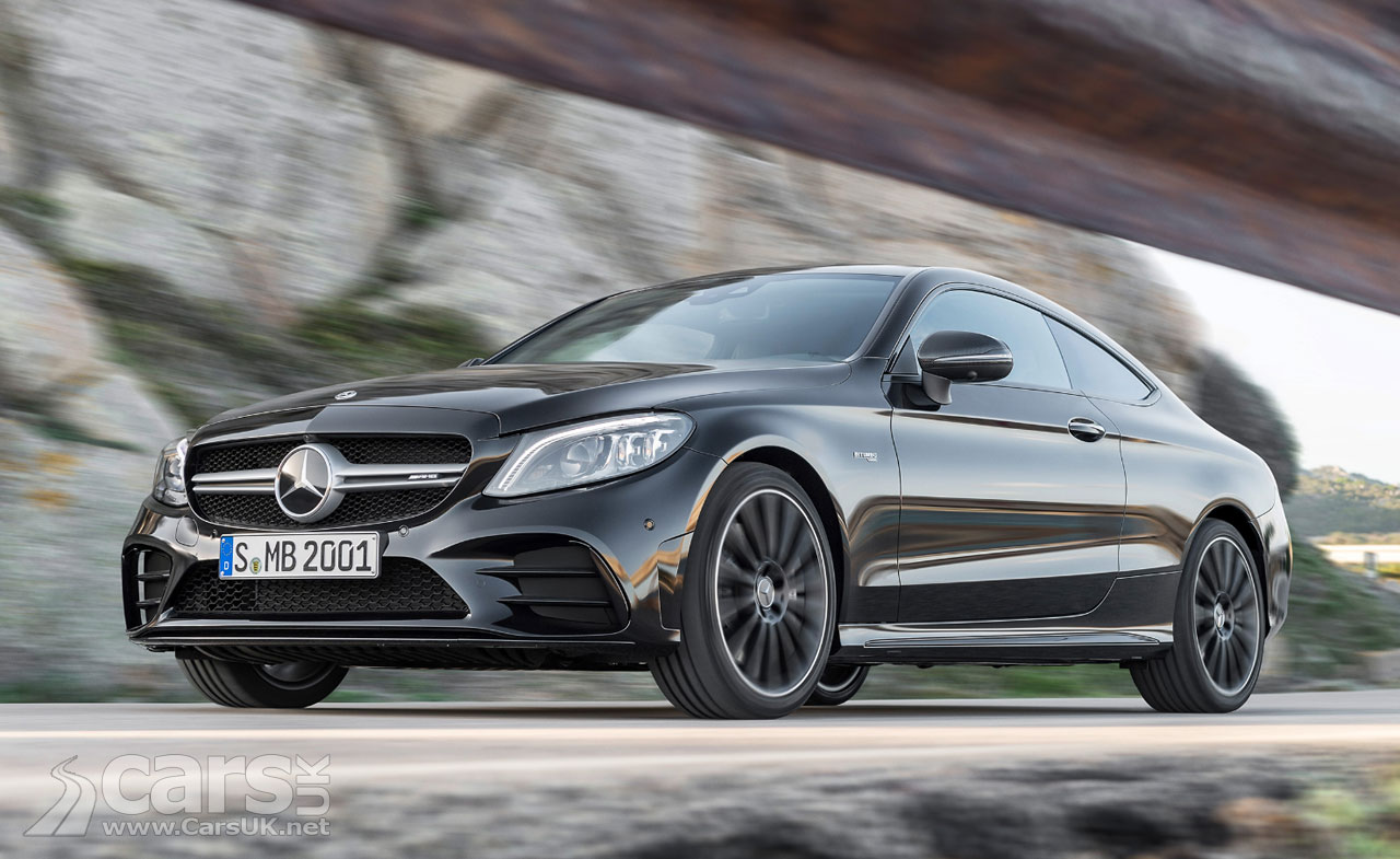 2018 mercedes c class coupe and cabriolet facelift matches the saloon and estate cars uk. Black Bedroom Furniture Sets. Home Design Ideas