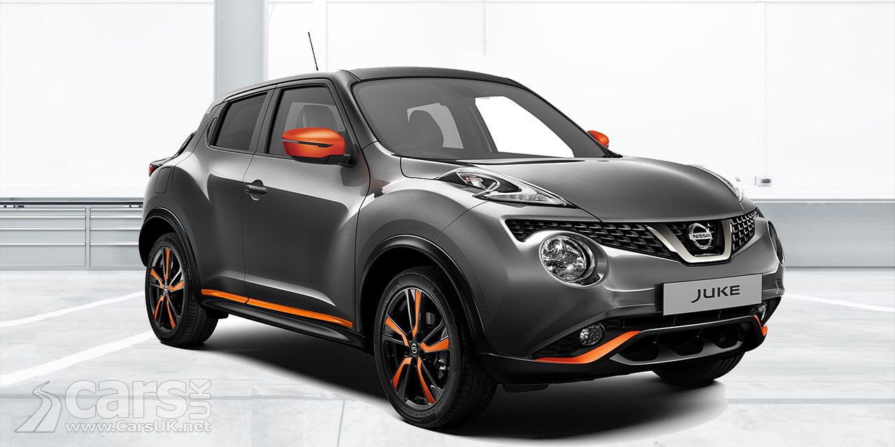Nissan Juke gets a bit of a titivate for 2018