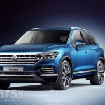 2018 Volkswagen Touareg REVEALED – it's a big, posh, upmarket Touareg
