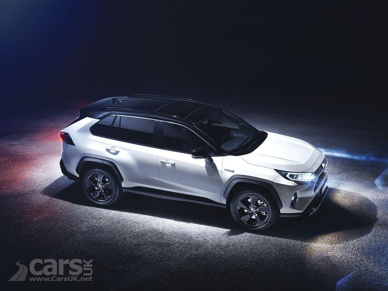 New Toyota RAV4 REVEALED