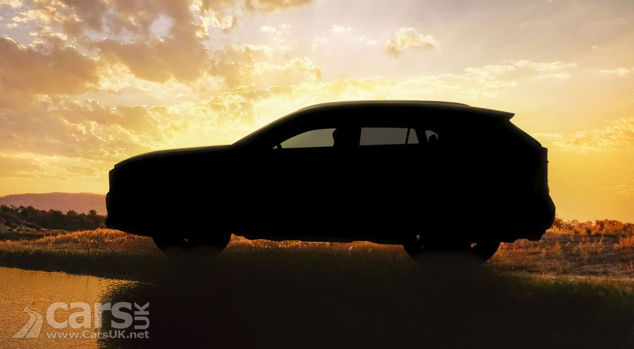 New Toyota RAV4 TEASED ahead of a debut at the New York Motor Show
