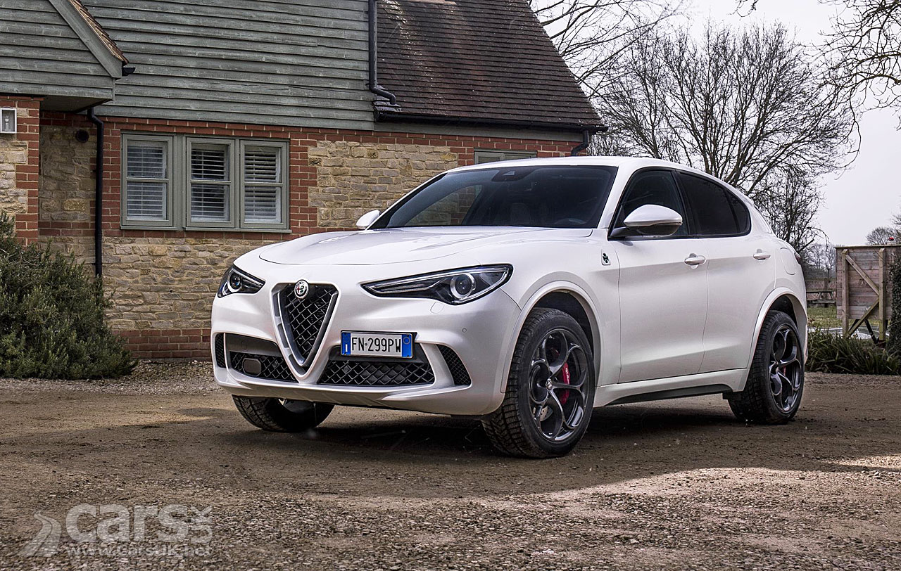 alfa romeo stelvio quadrifoglio suv uk price and specification cars uk. Black Bedroom Furniture Sets. Home Design Ideas