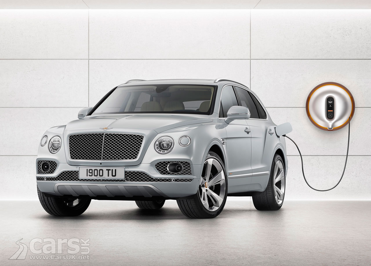 bentley bentayga hybrid revealed apparently the world 39 s first luxury hybrid cars uk. Black Bedroom Furniture Sets. Home Design Ideas