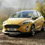 Ford Fiesta Active – Ford's Crossover Fiesta – goes on sale in the UK
