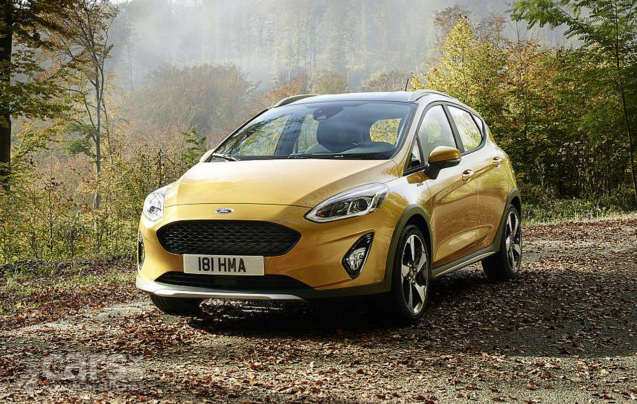 ford fiesta active ford 39 s crossover fiesta goes on sale in the uk cars uk. Black Bedroom Furniture Sets. Home Design Ideas
