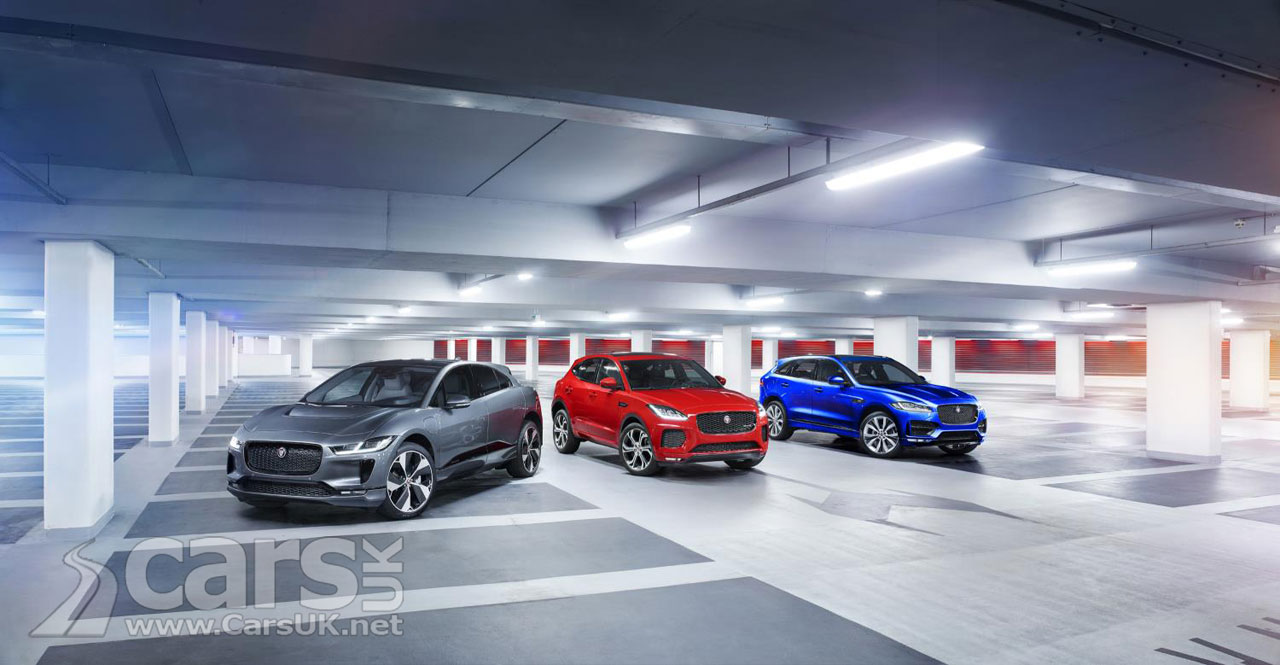 All you need to know about Jaguar's Electric SUV in a 12 minute video