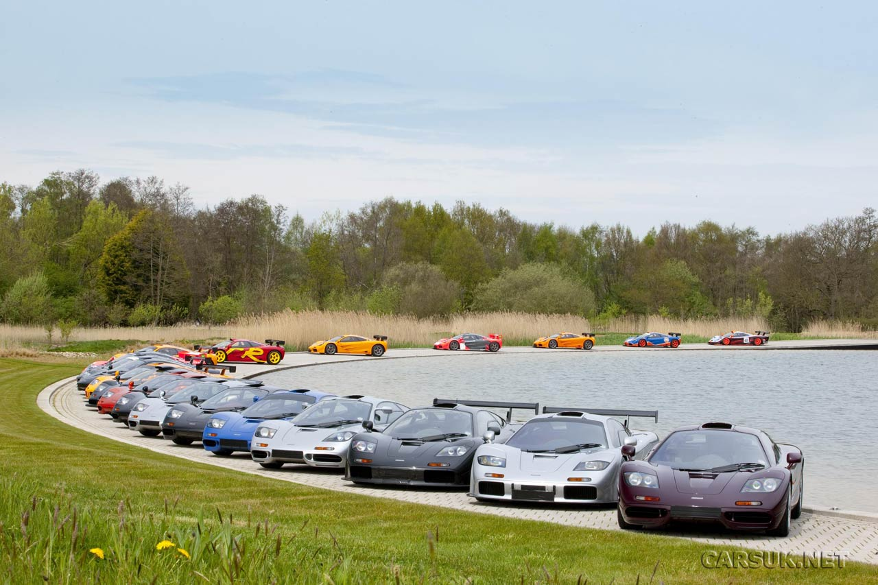 McLaren F1 'Continuation' on the cards?