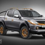 Mitsubishi L200 Barbarian SVP II – with 'TONKA' factor dialled up to 11