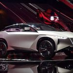 Nissan IMx Concept WILL become the Nissan LEAF SUV