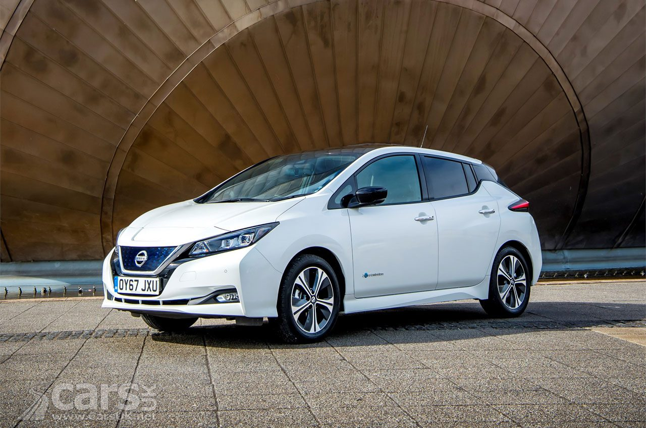 New Nissan LEAF is the FASTEST selling electric car in Europe