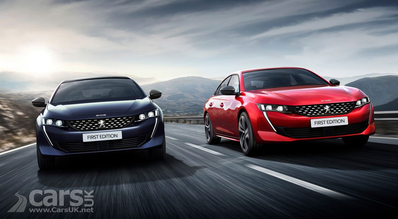 Peugeot 508 First Edition kicks off new 508 sales in the UK