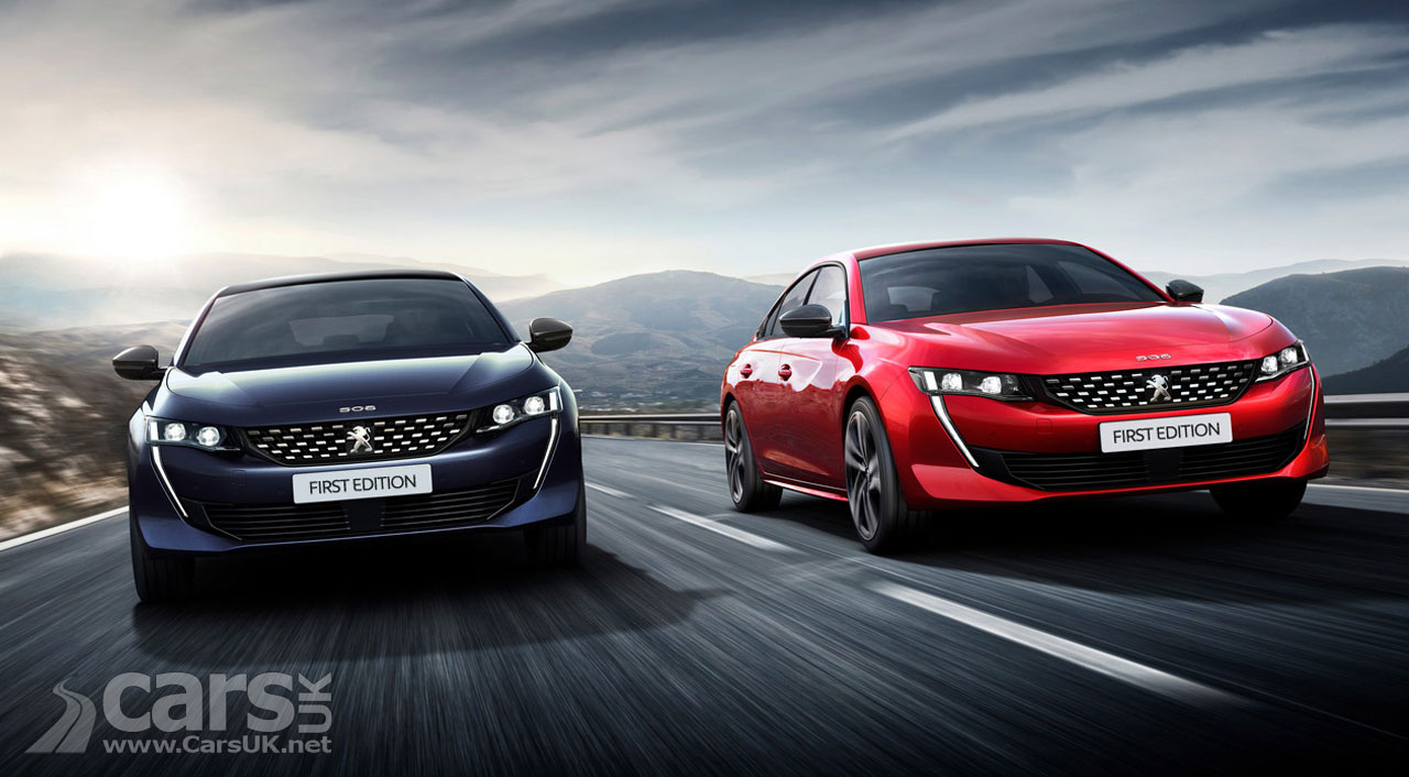 peugeot 508 first edition kicks off new 508 sales in the uk cars uk. Black Bedroom Furniture Sets. Home Design Ideas