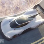 Volkswagen I.D. R Pikes Peak aims to be a record-breaking halo for VW's I.D. EVs