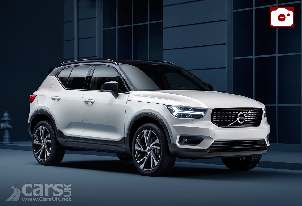 Volvo XC40 is 2018 European Car of the Year