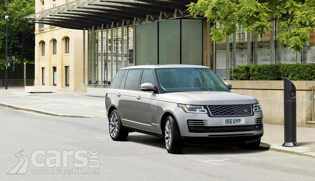 Electronic relay thefts of cars like the Range Rover (pictured) can be stopped.