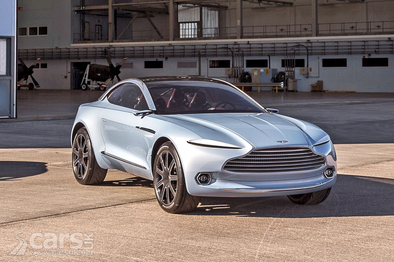 Aston Martin DBX will be PETROL only