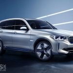 BMW iX3 ELECTRIC SUV will be built in CHINA for UK, Europe and US