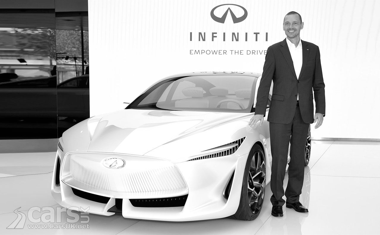 Infiniti to build five models in China